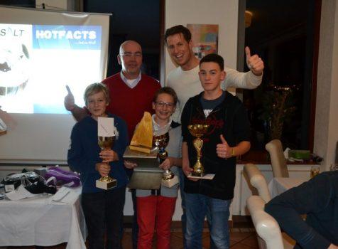 Leopold Karl (UYCT) gewinnt den Traunsee Jugend Cup 2015