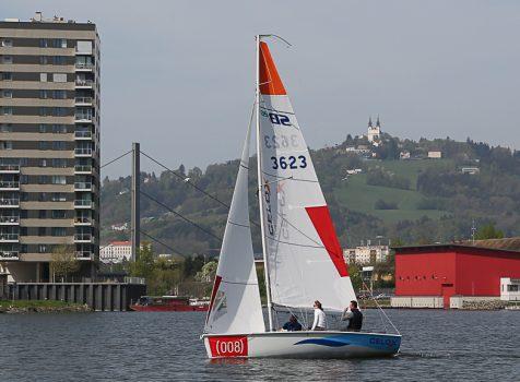 North Sails University in Linz – Worauf kommt es beim Segeltrimm an?