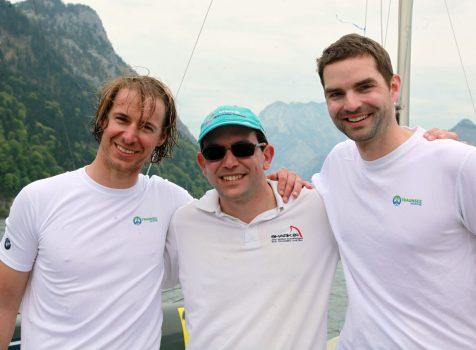Lokalmatador Michael Schahpar holt sich Shark24-WM – Titel