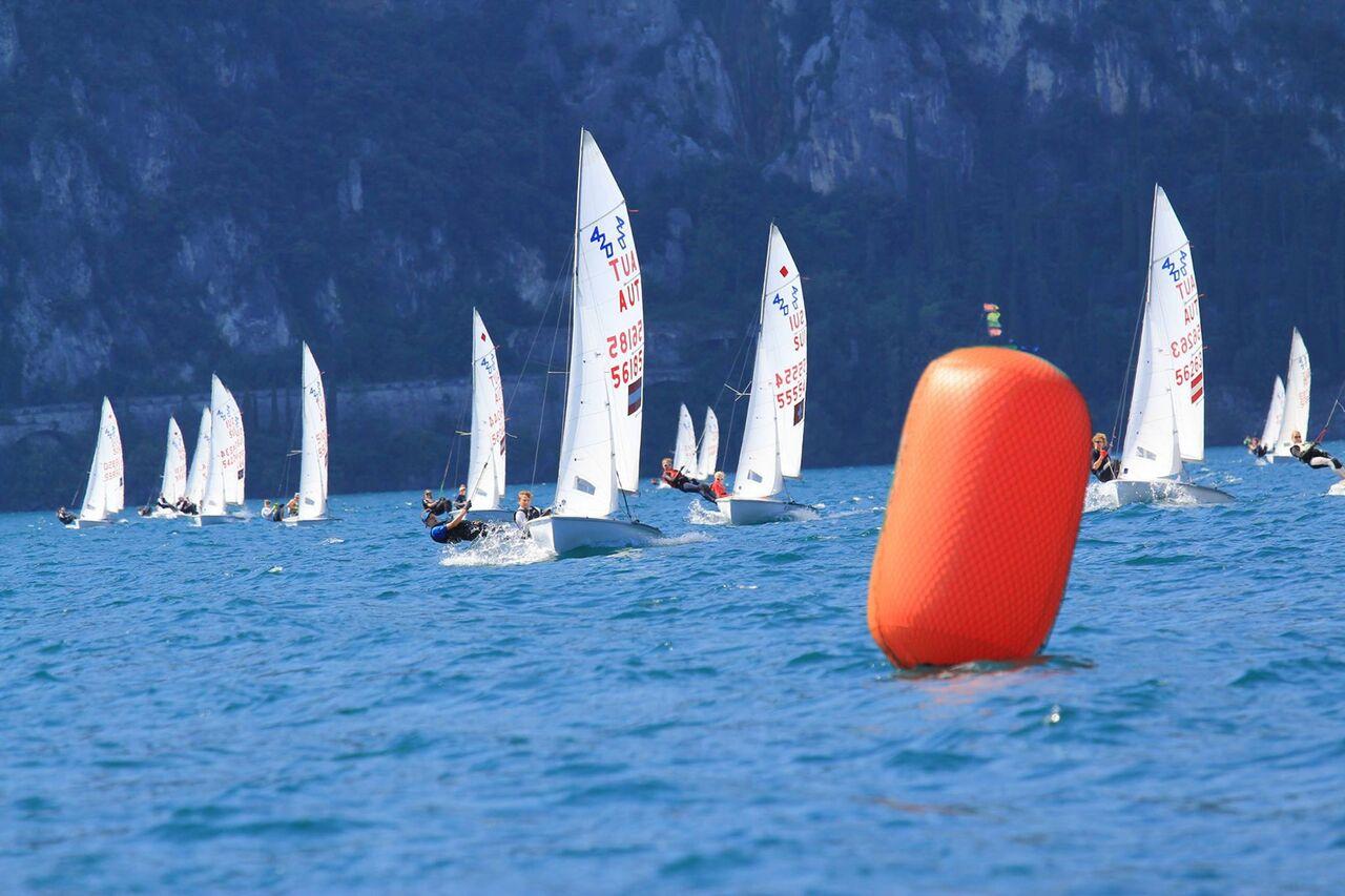 Erfolge in allen Bootsklassen für die Segler des ASVÖ Attersail Teams